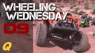 Wheeling Wednesday 9 - Rocker Knocker:  Two very different lines