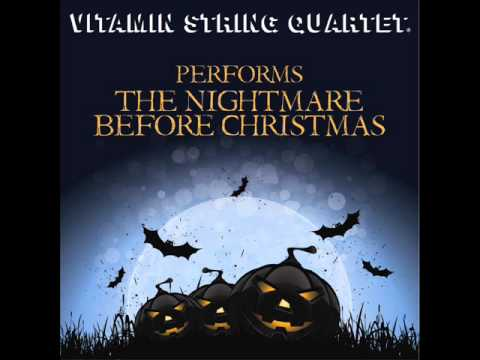 Vitamin String Quartet Performs The Nightmare Before Christmas - This Is Halloween