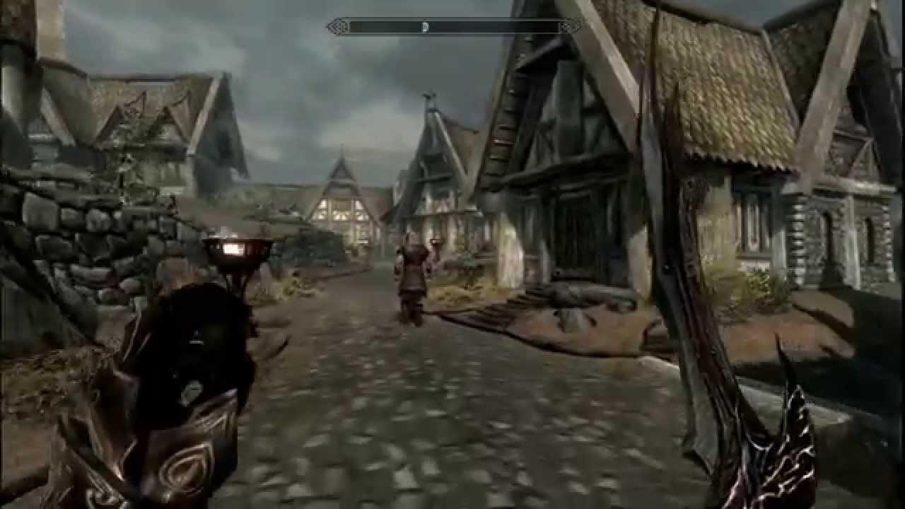 Silahlar ve zırh için Skyrim 5 deki hileler