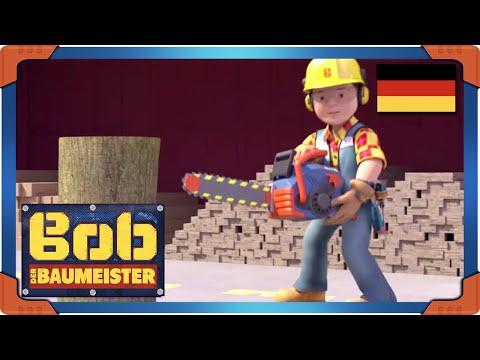 Bob der Baumeister Deutsch Ganze Folgen | Learn with Leo: Die Kettensäge - 1 Stunde ⭐Kinderfilm