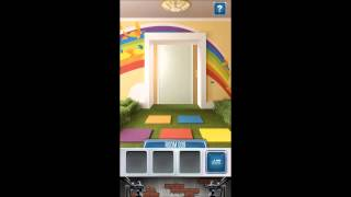 100 Doors Full Level 9 - Walkthrough