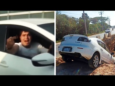 Justice is Served! Instant Karma - People getting their just deserts...