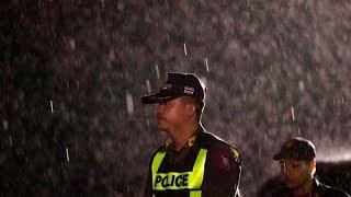 Tailandia: fuertes lluvias amenazan el rescate de los 8 chicos que siguen atrapados