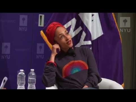 Zadie Smith on Class & Creativity