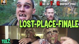 """""""Survival Mattin"""" auf LOST-PLACE OverNight Tour Teil 2. mit Angst-Panik-Tod und überlebt nur knapp"""