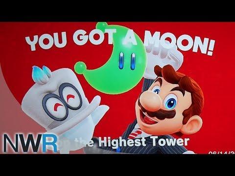 Super Mario Odyssey Suit & Tie (E3 2017)