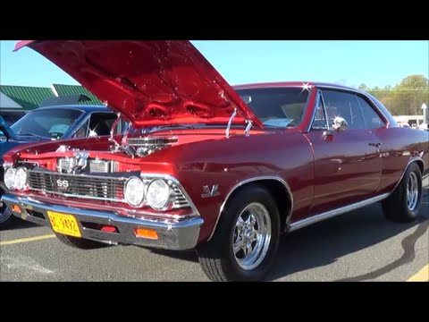 1966 Chevy Chevelle SS 427 Big Block Custom - YouTube