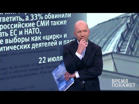Украина: американский взгляд. Время покажет. Выпуск от 29.07.2019
