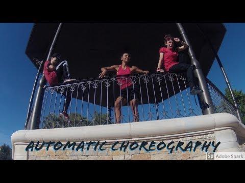 ZHU x AlunaGeorge - Automatic Dance Routine
