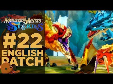 Monster Hunter Stories   English Translation   Episode 22