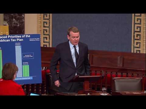 Sen. Michael Bennet on GOP Tax Bill