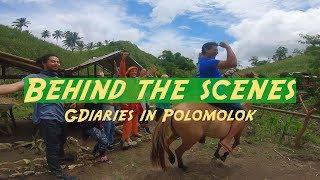Behind the Scenes - GDiaries in Polomolok   Bukay Eel Falls