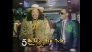 """Eddie Murphy/Rick James - """"Party all the time"""" home studio"""