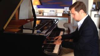 The Lady is a Tramp (Rogers) - Cover by Wedding Pianist Simon Woodley