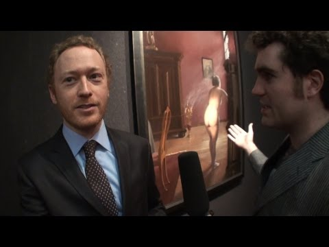 Richard T. Scott - Artist Spotlight (The National Arts Club, NYC 2013)