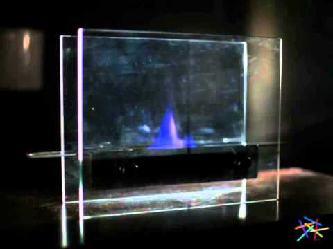Anywhere Fireplace Metropolitan Indoor Outdoor Fireplace - Product Review Video