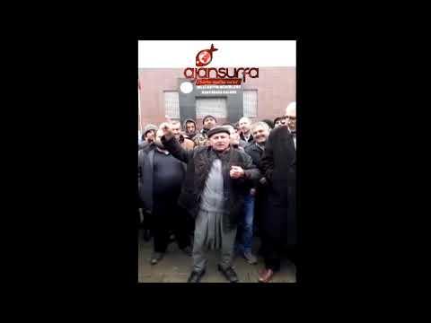 İŞKUR işçi adaylarından eylem
