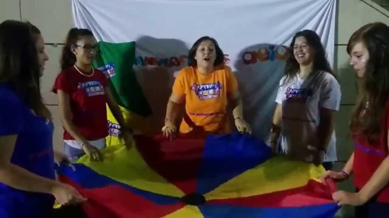 Juegos Infantiles Educativos Para Fiestas Cumpleanos Ninos 3 A 6