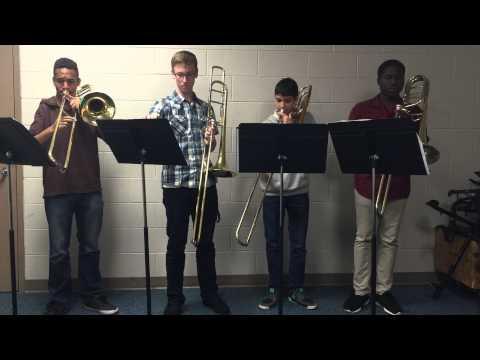 achieved-is-the-glorious-work---trombone-quartet