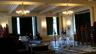 Soundbyte and The White Keys Cairn Setup