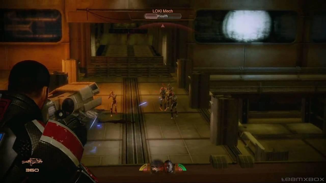 Hasil gambar untuk gambar game mass effect 2