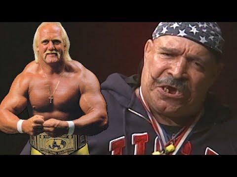 The Iron Sheik Shoots on Hulk Hogan, Winning/Losing WWF Title :: Wrestling Insiders Flashback