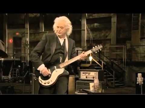 KASHMIR chords - Jimmy Page, Jack White,Edge