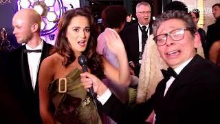 Esmee Dekker en Rene van Kooten Musical Awards 2018