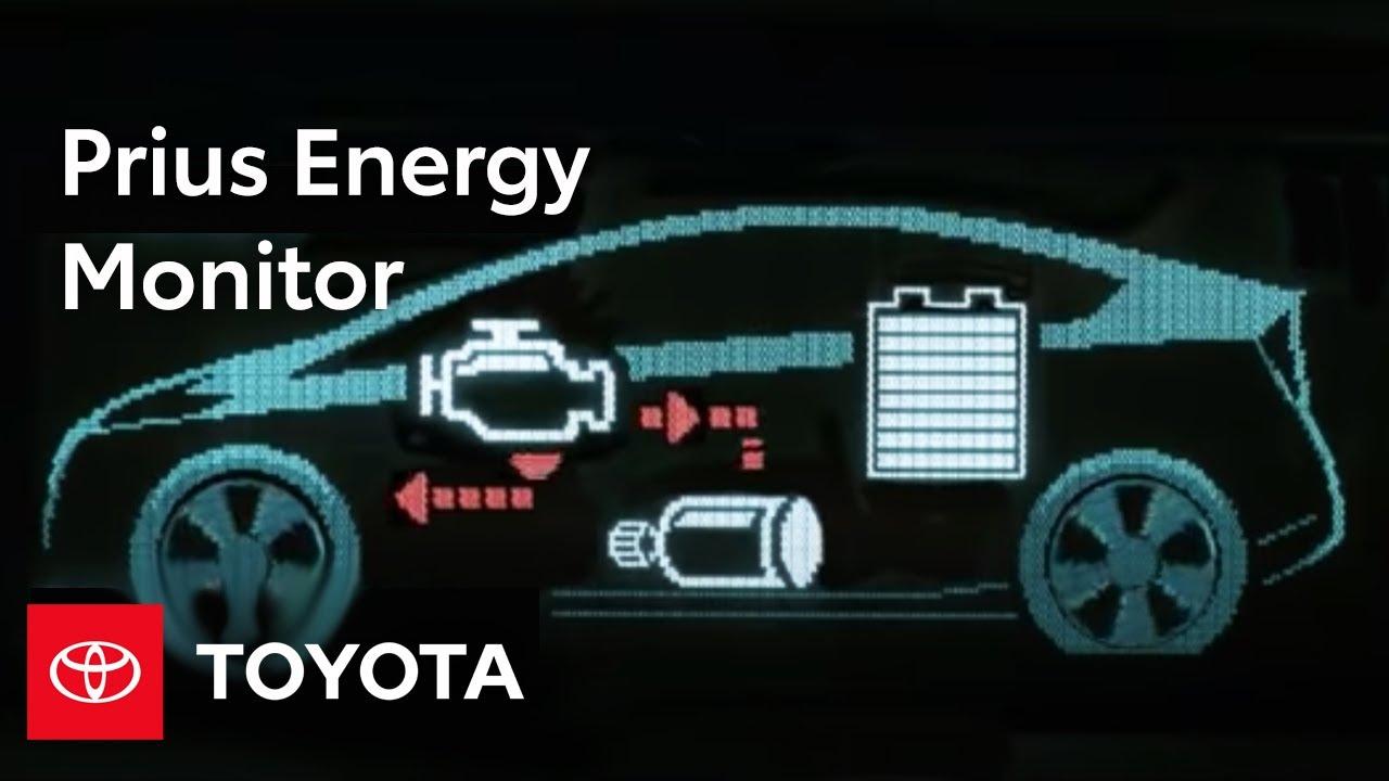 2010 prius how to energy monitor toyota [ 1280 x 720 Pixel ]