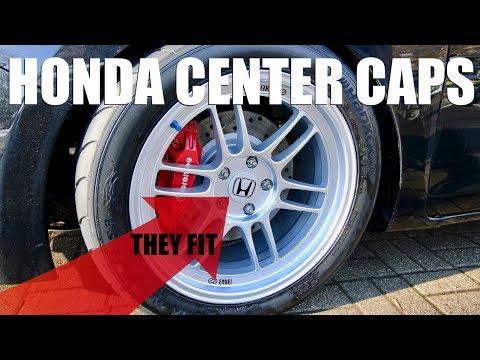 Enkei RPF1 Honda Center Caps + GOLF & MINI UPDATE
