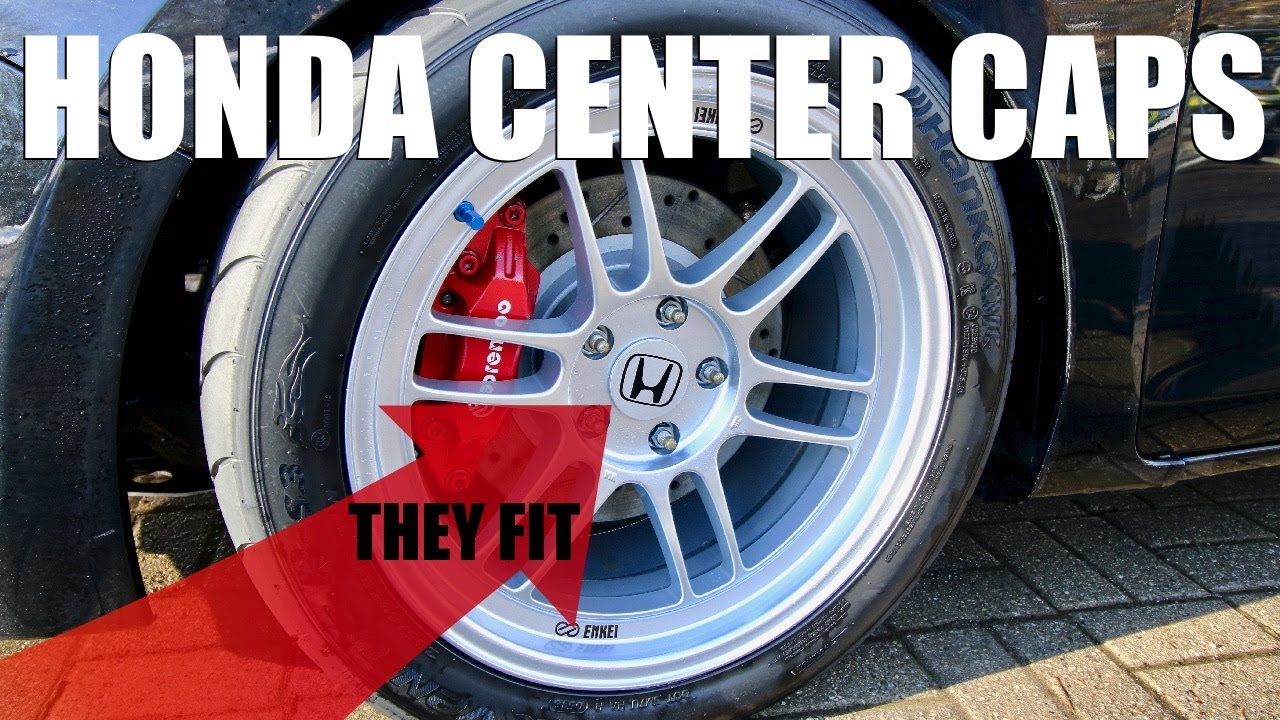 Enkei RPF1 Honda Center Caps + GOLF & MINI UPDATE - YouTube