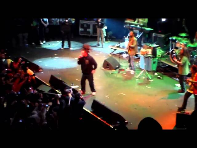 Morodo Siempre Vivo Reggae 2013 (2 parte) Travel Video