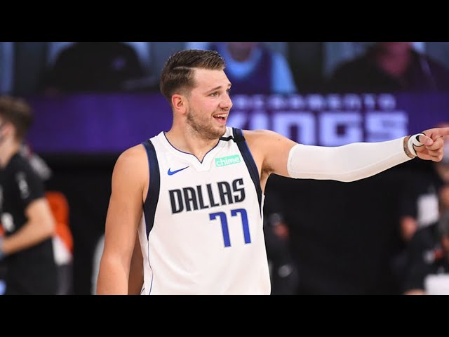 Luka Doncic Triple Double 34-20-12! 2020 NBA Restart