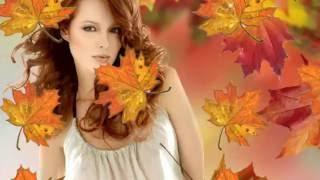 Рыжая грусть листвы  The sadness of red leaves