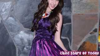 Ryan Newman's 13th Birthday Party - Watch in HD !