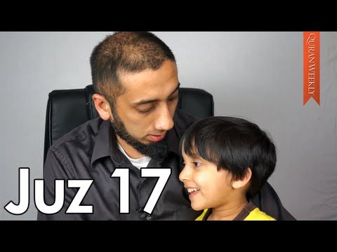 What Is The Ultimate Loss? Juz 17 Nouman Ali Khan Quran Weekly