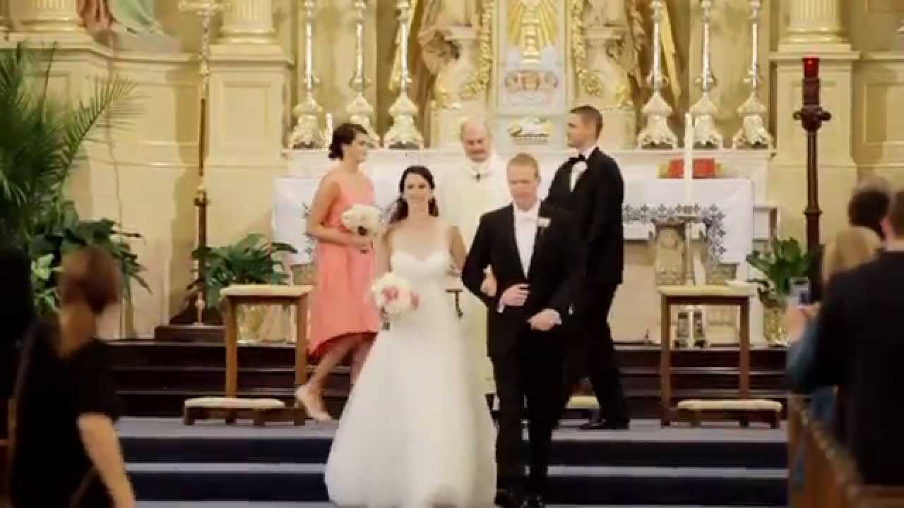 St Louis Cathedral New Orleans Wedding Video By Bride Film You