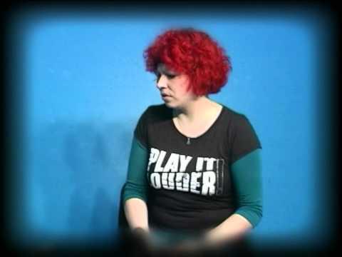 DJ Trick-C (Bodywork, Urban Divas) - interview for TV AS (in slovenian)