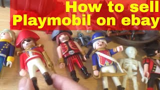 Selling Playmobil On Ebay For Great Profits - How To Make Money On Ebay