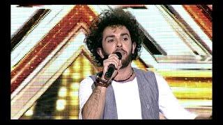 X Factor4 Armenia 4 Chair Challenge/Over 22's/Artyom Hakobyan/Guy Sebastian/Tonight Again 15 01 2017