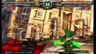 GGXXAC+R 9/20 Nage (Faust) vs FAB (Potemkin)