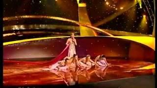 Sertab Erener - Everyway That I Can (Canlı) Eurovision Şarkı Yarışması 2003