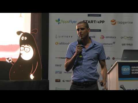 Lior Bruder lecture in Israel mobile summit 2017 - The Office Quest
