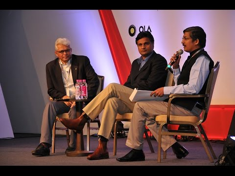 Leadership in the sports landscape: Javagal Srinath & Joy Bh