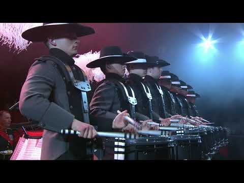 Royal Marines Corps of Drums and Top Secret Drum Corps | The Bands of HM Royal Marines