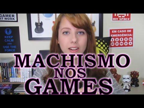Feminismo nos games / Machismo nos games: Resposta a Natasha/RadarGeek do canal ContenteTV
