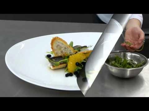 Видеорезюме: Денис Голованов. Лучший повар Москвы среди юниоров!