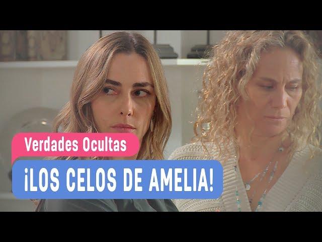 Verdades Ocultas - ¡Los celos de Amelia! - Agustina y Rocío Capítulo 221