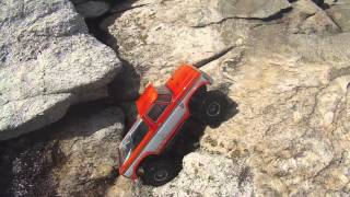 Crawling Reid State Park 2.21.16 Part 5