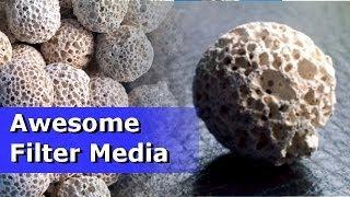4. Fish tank filter media